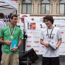 Siegerehrung Dreiländerlauf 2016-0403